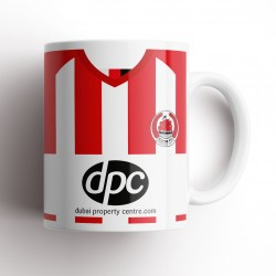 2007 Away Kit Mug